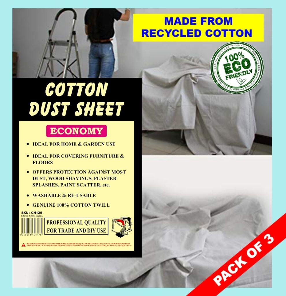 Cheap Dust Sheet